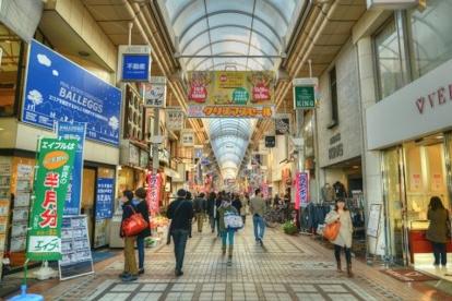 武蔵小山商店街の画像1