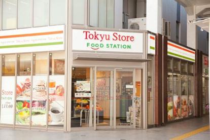 東急ストアフードステーション 中延店の画像1
