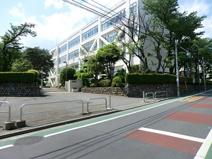 昭島市立拝島中学校