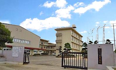 福山市立東朋中学校の画像1
