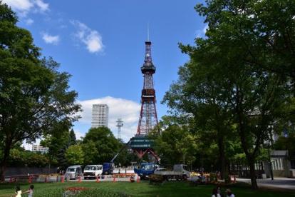さっぽろテレビ塔の画像1