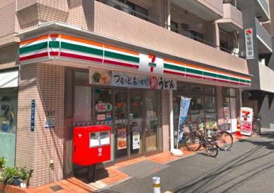 セブンイレブン 品川戸越3丁目店の画像1
