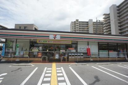 セブン-イレブン 大阪長原駅北店の画像2