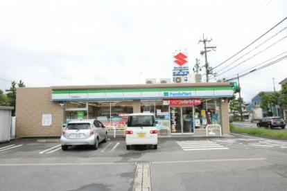 ファミリーマート 草津橋岡町店の画像1