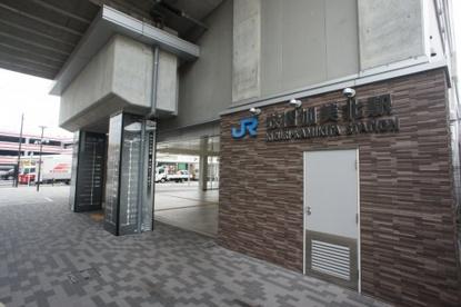 衣摺加美北駅の画像1