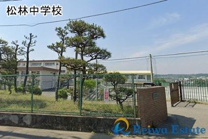 茅ヶ崎市立松林中学校の画像1