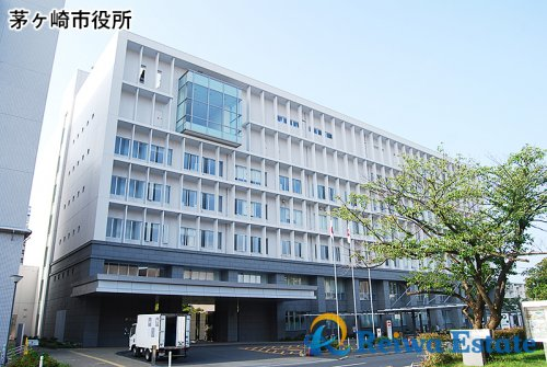 茅ヶ崎市役所の画像