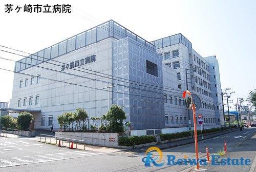 茅ヶ崎市立病院の画像