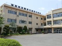 あきる野市立前田小学校