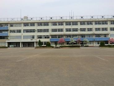 あきる野市立西中学校の画像1