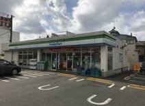 ファミリーマート西東京泉町店