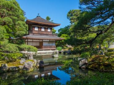 銀閣寺の画像1