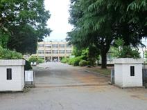 青梅市立第三中学校