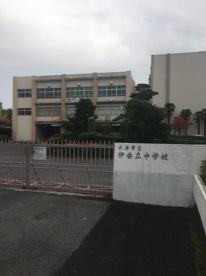 大津市立伊香立中学校の画像1