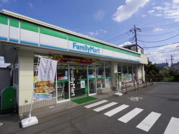 ファミリーマート 練馬石神井町店の画像1