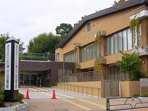 練馬区立石神井図書館の画像1
