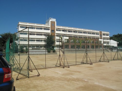 多聞東中学校の画像