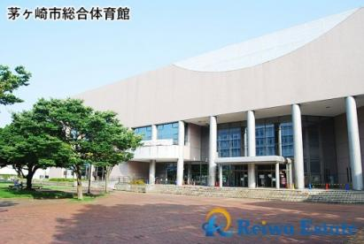 茅ヶ崎市総合体育館の画像4