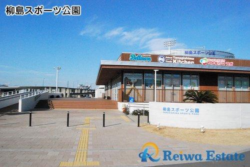 柳島スポーツ公園の画像