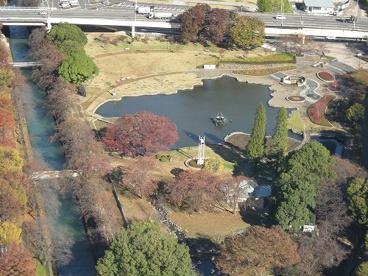 前橋公園さちの池の画像1