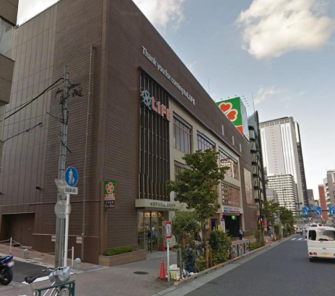 ライフ 中野坂上店の画像