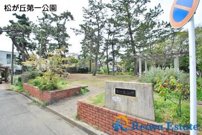 松が丘第一公園の画像1