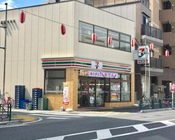 セブンイレブン 北新宿1丁目大久保通り店の画像1