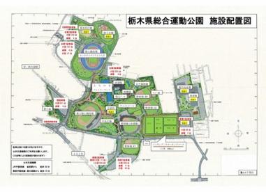 栃木県総合運動公園の画像2