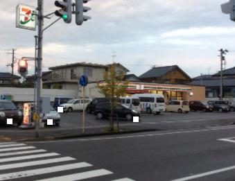 セブンイレブン 新潟向陽2丁目店の画像1