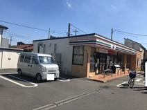 セブンイレブン茅ヶ崎香川4丁目店