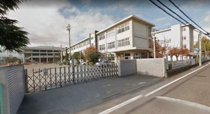 宇都宮市立宮の原中学校の画像1