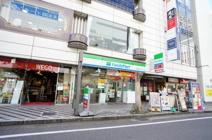 ファミリーマート新潟万代シティ店