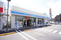 JPローソン万代シティ郵便局店
