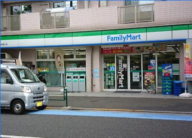 ファミリーマート 世田谷淡島通り店の画像1