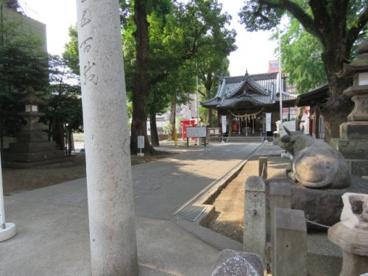 長浜神社の画像1