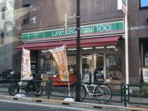 ローソンストア100 LS亀有南口店