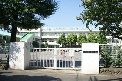府中第八小学校の画像1