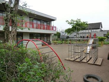 小金井教会幼稚園の画像1