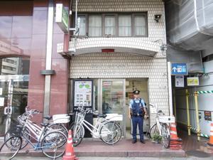 八王子警察署 西八王子駅前交番の画像1