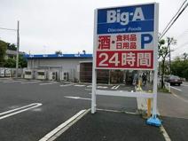 ビッグ・エー 小平鈴木店