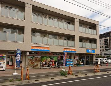 ビッグ・エー 小金井梶野町店の画像1