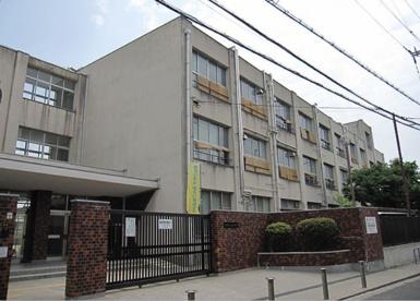 大阪市立大桐中学校の画像1