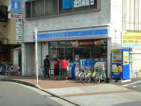ローソン 上新庄駅前店の画像1