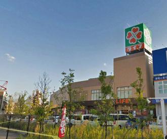 ライフ 東淡路店の画像1