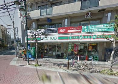 100円ローソン 豊新店の画像1