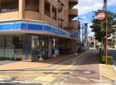ローソン だいどう豊里駅前の画像1