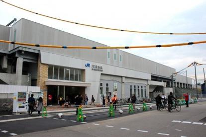 JR 淡路駅の画像1