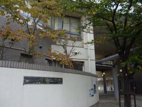 魚崎中学校の画像