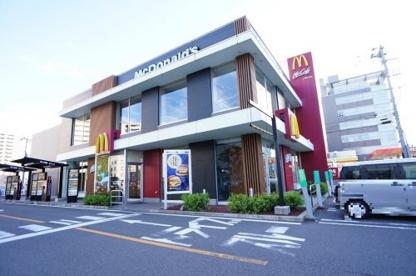 マクドナルド新潟万代店の画像1