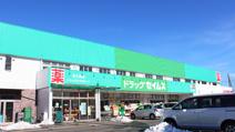 ドラッグセイムス青梅藤橋店